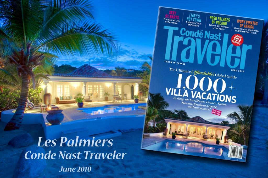 Les Palmiers, Baie Rouge Beach, Terres-Basses, Saint Martin, Caribbean.