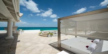 Carisa, Baie Rouge Beach, Terres-Basses, Saint Martin, Caribbean.