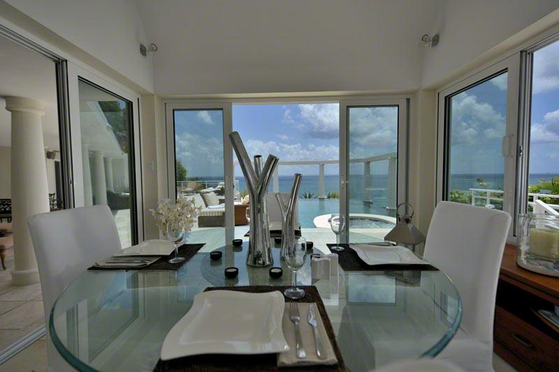 Azur Reve villa rentals, Anse au Cajoux, Terres-Basses, Saint Martin, Caribbean.
