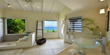 Nid d'Amour, Baie Rouge, Terres-Basses, St. Martin, French West Indies.