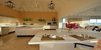 Bamboo villa, Baie Longue, Terres-Basses, St. Martin, French West Indies.