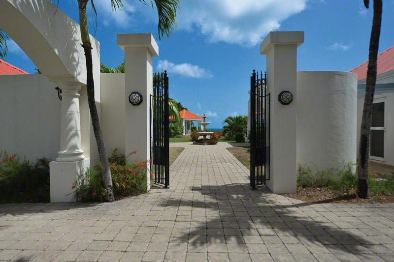 Terrasse de Mer villa, Baie Rouge, Terres-Basses, Saint Martin, Caribbean.