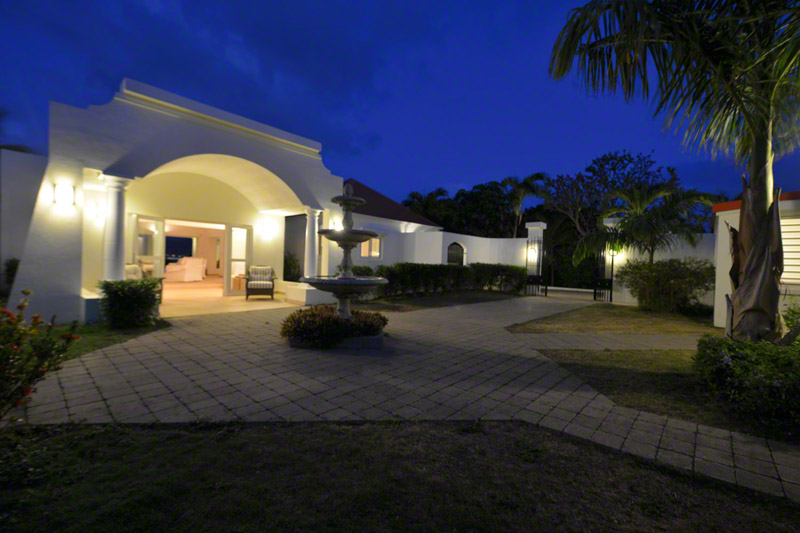 Terrasse de Mer villa rental, Baie Rouge, Terres-Basses, St. Martin, French West Indies.