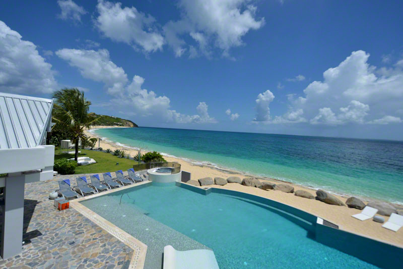 Location Villa Saint Martin Baie Rouge