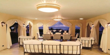 Le Chateau des Palmiers, luxury villa rental, Plum Bay Beach, Terres-Basses, St. Martin, French West Indies.