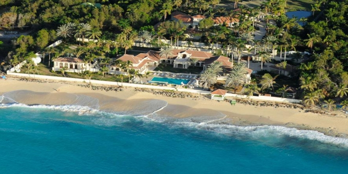 An expansive world-class estate, this is the new jewel of the Caribbean.