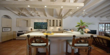 Soleil Couchant villa rental, Plum Bay Beach, Terres Basses, Saint Martin, Caribbean.