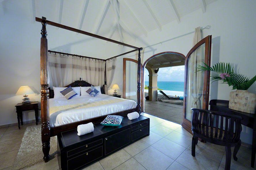 Happy Bay Villa rental, Mont Choisy, Happy Bay, Saint Martin, Caribbean.