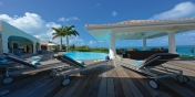 Happy Bay Villa rental, Mont Choisy, Happy Bay, St. Martin, French West Indies.