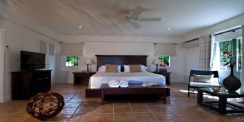 Hacienda villa rental, Baie Longue, Terres Basses, Saint Martin, Caribbean.