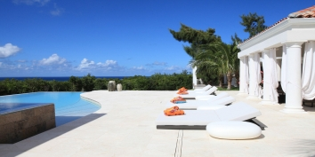 L'Agora, Baie Rouge, Terres Basses, St. Martin villa rental, French West Indies.