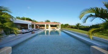 La Favorita, Long Bay, Terres-Basses, St Martin villa rental, French West Indies.