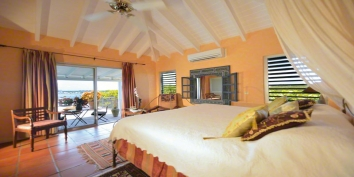 Le Mas Caraibes villa rentals, Anse au Cajoux, Terres-Basses, Saint Martin, Caribbean.