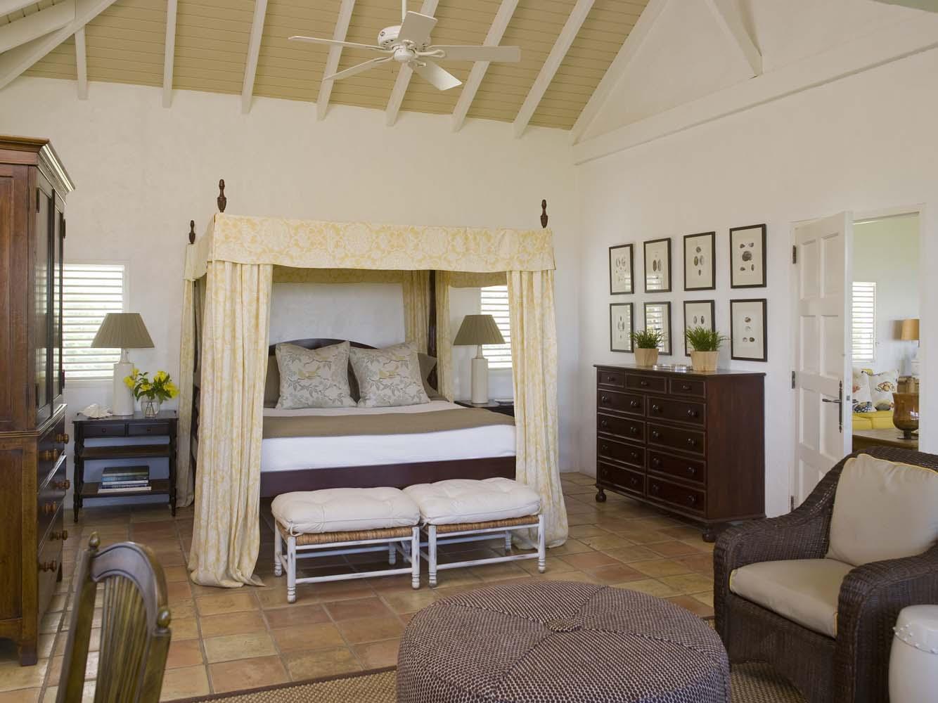 La Croisette villa rental, Baie Longue, Terres-Basses, Saint Martin, Caribbean.
