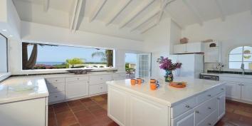 Mariposa , Baie au Prunes, Terres Basses, St. Martin villa rental, French West Indies.