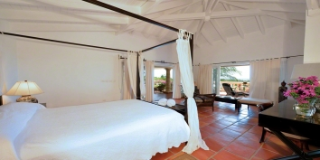 Mariposa , Baie au Prunes, Terres Basses, St. Martin villa rental, French West Indies.