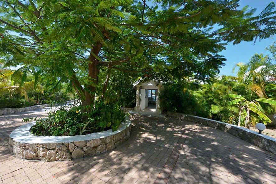 Clair de Lune villa rental, Baie Longue, Terres-Basses, Saint Martin, Caribbean.