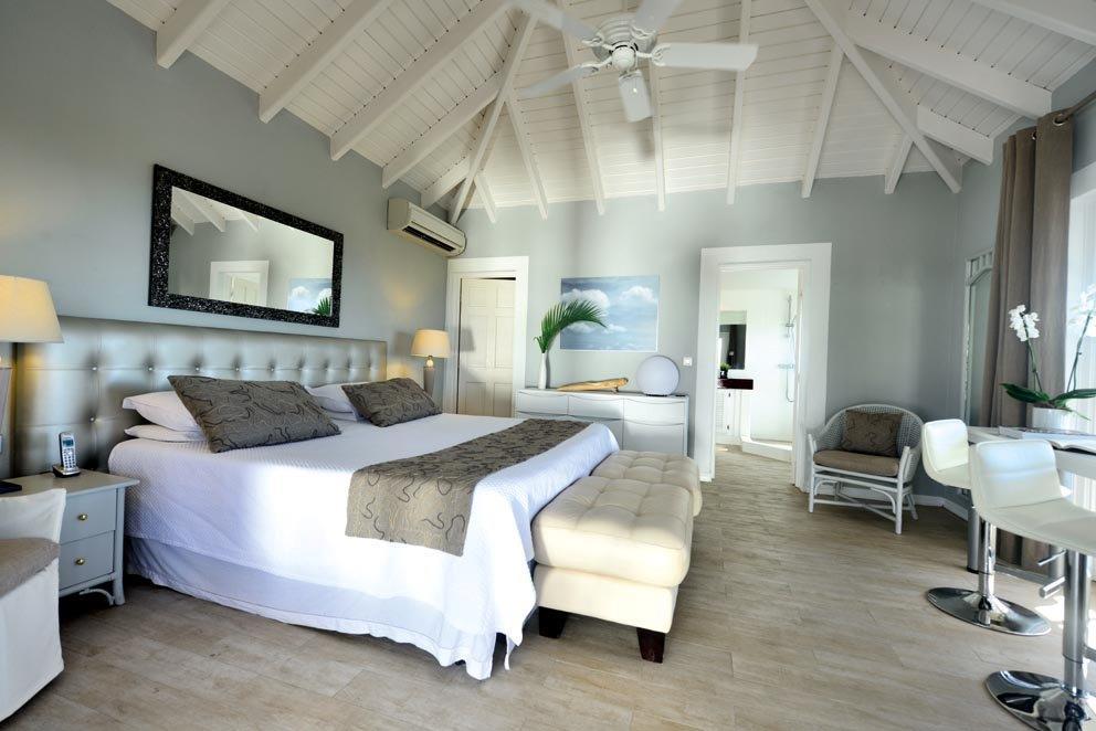 Clair de Lune, Long Bay, Terres Basses, St. Martin villa rental, French West Indies.