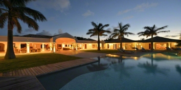 Belle Etoile,  Baie aux Prunes, Baie Rouge, Terres Basses, St. Martin villa rental, French West Indies.
