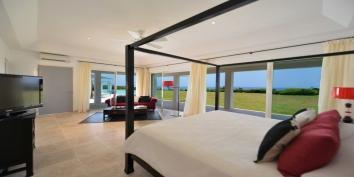 Ambiance villa rental, Baie Longue, Terres-Basses, Saint Martin, Caribbean.