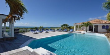 Belle Fontaine, Baie Longue, Terres Basses, St. Martin villa rental, French West Indies.