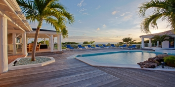 Belle Fontaine villa rental, Baie Longue, Terres-Basses, Saint Martin, Caribbean.