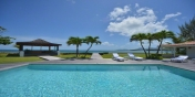 Casa Cervos villa rental, Baie Rouge Beach, Terres-Basses, St. Martin, French West Indies.