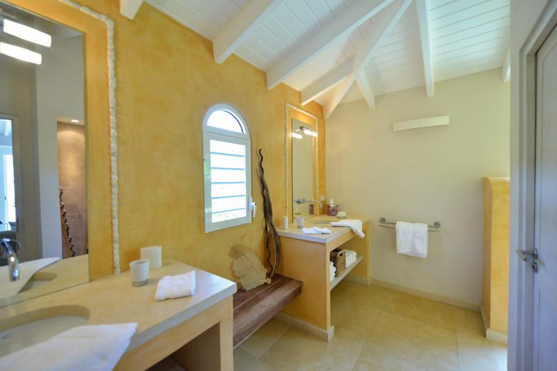 Casa Cervos villa rental, Baie Rouge Beach, Terres-Basses, St. Martin, French West Indies.