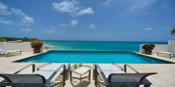 Etoile de Mer villa rental, Cupecoy Beach, Dutch Low Lands, Sint Maarten, Caribbean.