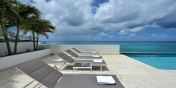 Farniente villa rental, Cupecoy Beach, Dutch Low Lands, Sint Maarten, Caribbean.