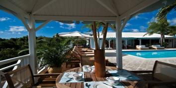 Jacaranda  villa rental, Baie Longue, Terres-Basses, Saint Martin, Caribbean.