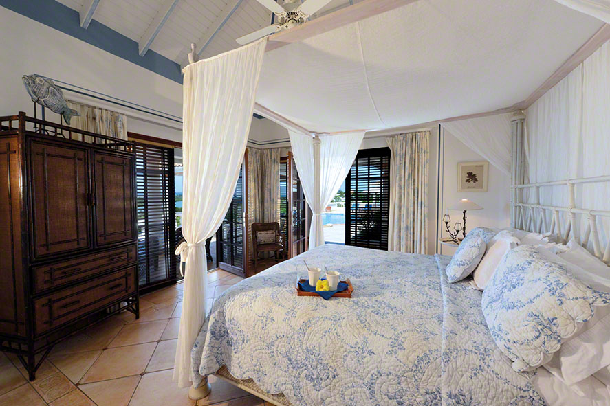La Bella Casa, Baie Longue, Terres Basses, St. Martin villa rental, French West Indies.