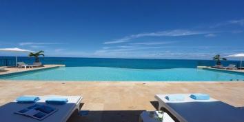 La Dacha villa rental, Baie aux Prunes, Baie Rouge, Terres-Basses, Saint Martin, Caribbean.