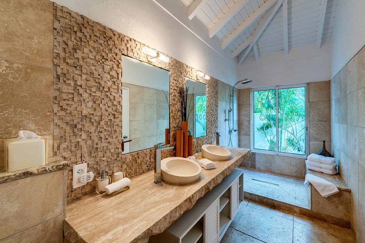 La Pinta, Baie Longue, Terres Basses, St. Martin villa rental, French West Indies.