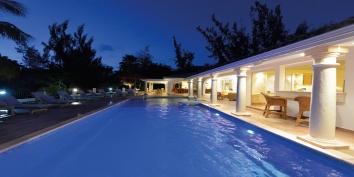 La Provencale villa rental, Baie Longue, Terres-Basses, Saint Martin, Caribbean.