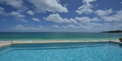 La Vie en Bleu, Baie Rouge Beach, Terres-Basses, St. Martin, French West Indies.