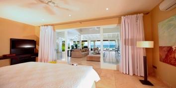 La Vie en Bleu, Baie Rouge Beach, Terres-Basses, Saint Martin, Caribbean.