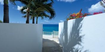 Villa Luna, Cupecoy Beach, Dutch Low Lands, St. Maarten villa rental, Dutch West Indies.
