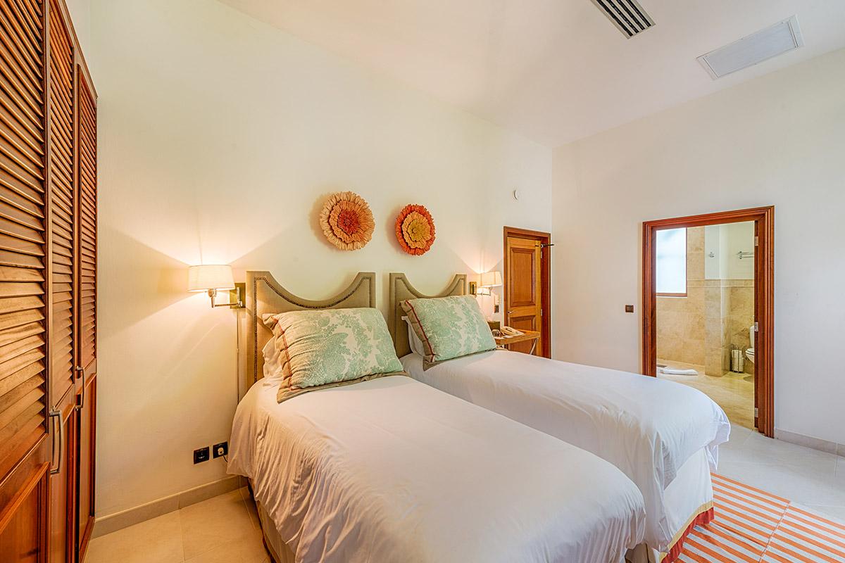 La Samanna - Mouette villa rental, Baie Longue, Terres-Basses, Saint Martin, Caribbean.