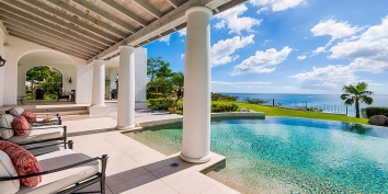 A very luxurious 3 bedroom, 3 bathroom, beachfront villa with all the privacy of a villa, but the facilities of a luxury resort!