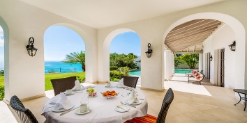 La Samanna - Sucrier, Baie Longue, Terres Basses, St. Martin villa rental, French West Indies.
