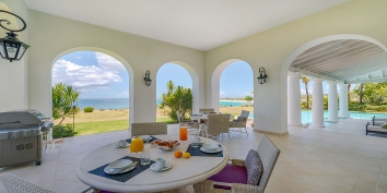 La Samanna - Tiaris, Baie Longue, Terres Basses, St. Martin villa rental, French West Indies.