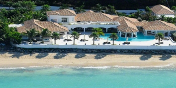Petite Plage 4, Baie de Grand Case, Grand Case, St. Martin villa rental, French West Indies.