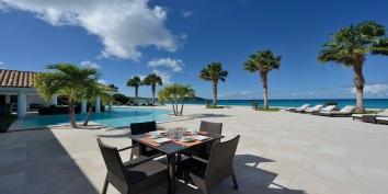 Petite Plage 4, Baie de Grand Case, Grand Case, St. Martin villa rental, French West Indies.