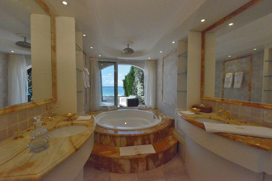 Petite Plage 4 villa rental, Baie de Grand Case, Grand Case, Saint Martin, Caribbean.