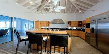 Petite Plage 5 villa rental, Baie de Grand Case, Grand Case, Saint Martin, Caribbean.