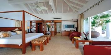 Petite Plage 5, Baie de Grand Case, Grand Case, St. Martin villa rental, French West Indies.