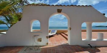 Little Jazz Bird, Baie Rouge Beach, Terres-Basses, St. Martin, French West Indies.