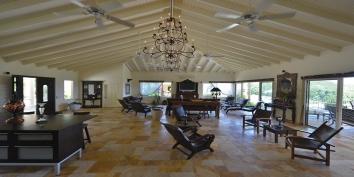 Maison de Reve, Baie aux Cayes, Terres-Basses, St. Martin villa rental, French West Indies.
