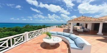 L'Olivier, Baie aux Prunes, Baie Rouge, Terres Basses, St. Martin villa rental, French West Indies.